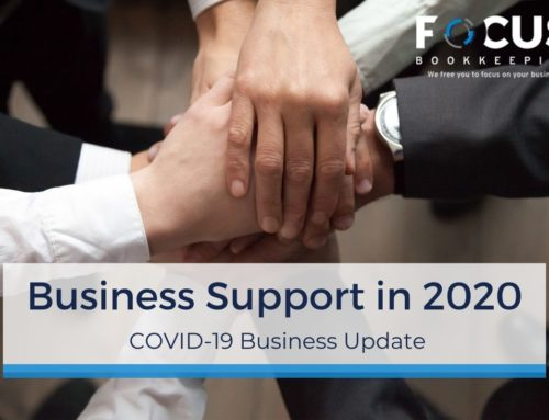 Business Support in 2020 – COVID-19 Business Update