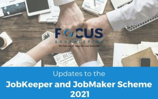 JobMaker and JobKeeper 2021