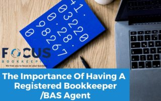 Importance of Bookkeeper